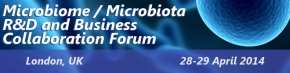 AAR-UK to Present at Microbiota Conference in April